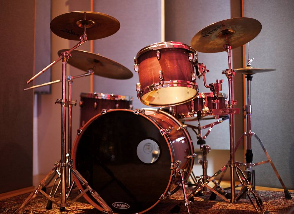 Gretsch Drum Kit