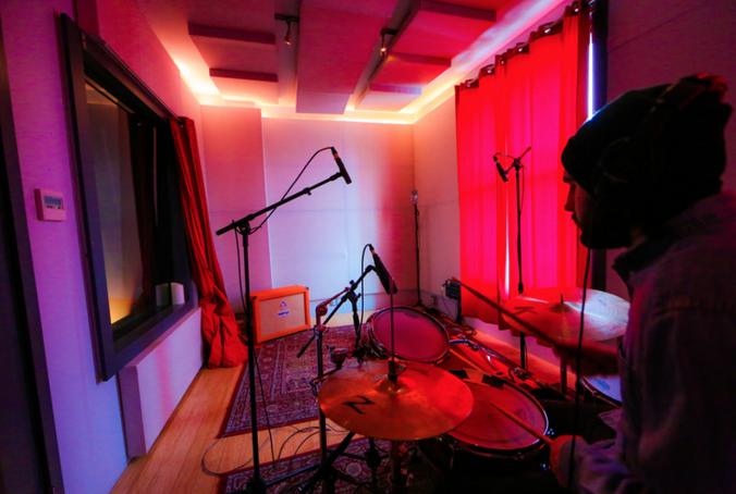 Crosby Live Room