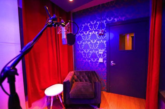 Broadway Vocal Booth