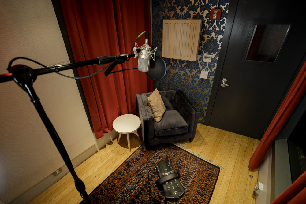'Broadway' Vocal booth