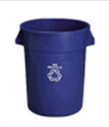 44 gallon recycling bin