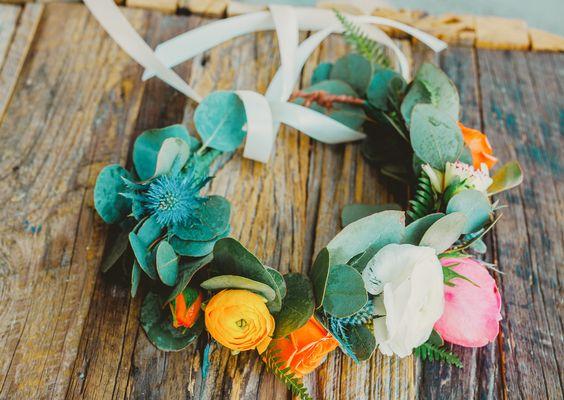 Flower Crowns -