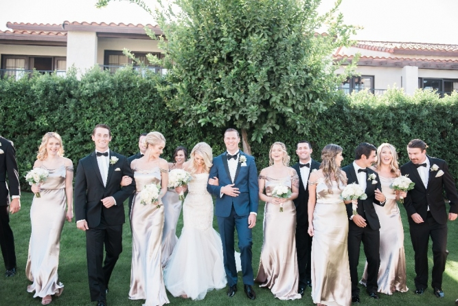 Real Wedding:Chelsea & DJ - Featured on Carats & Cake