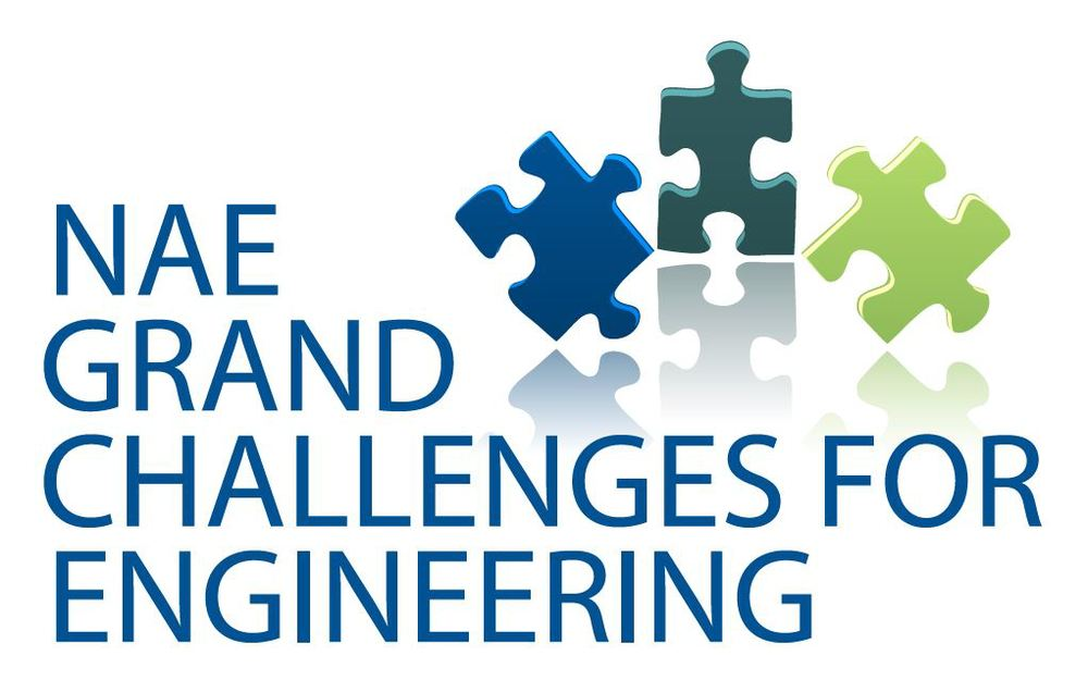 National Academy of Engineering Grand Challenges logo