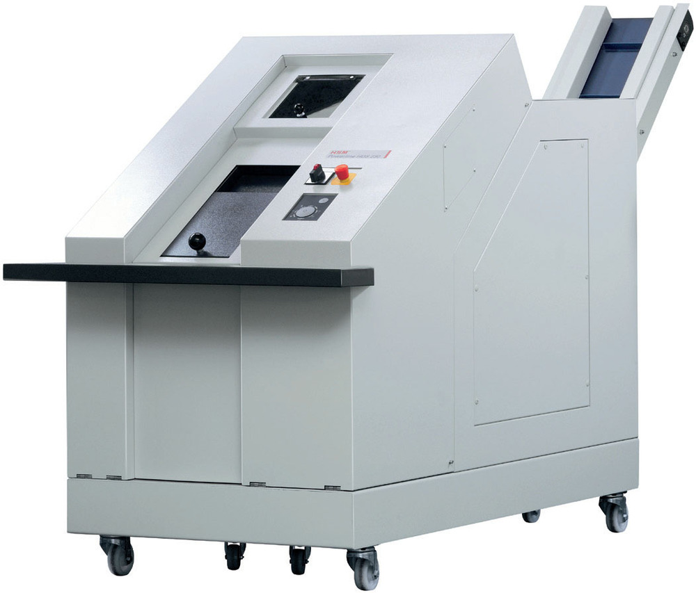 HDS-230 shredder