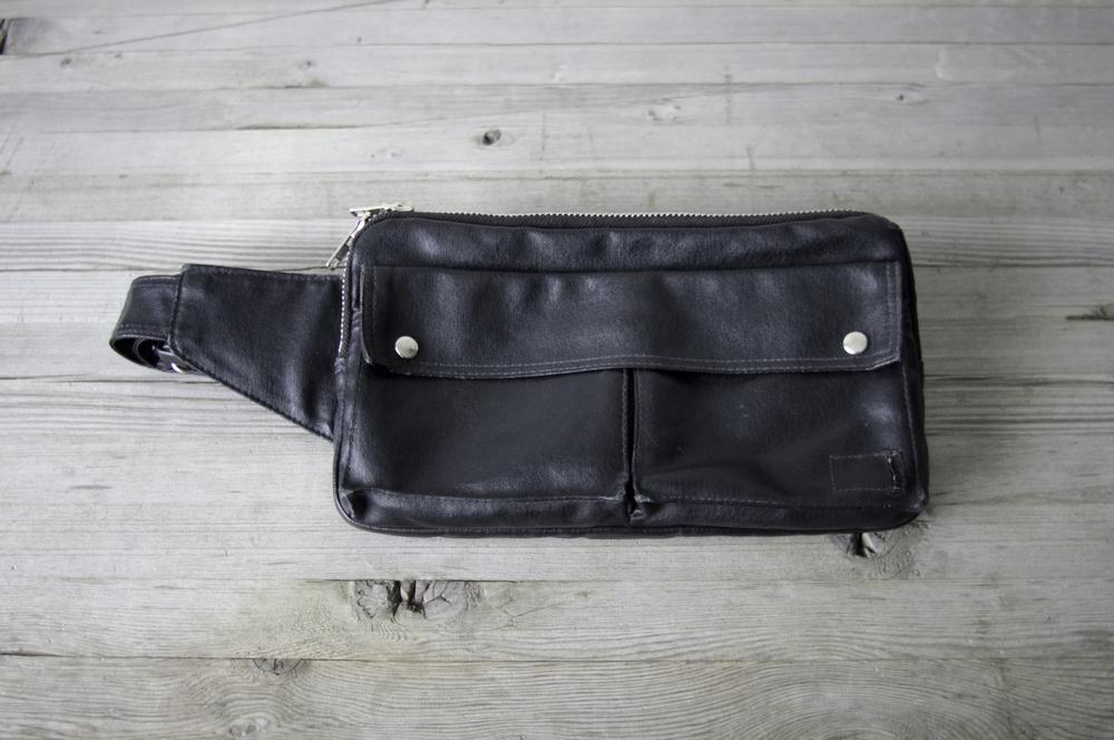 Head Porter Yoshida Flat Bag
