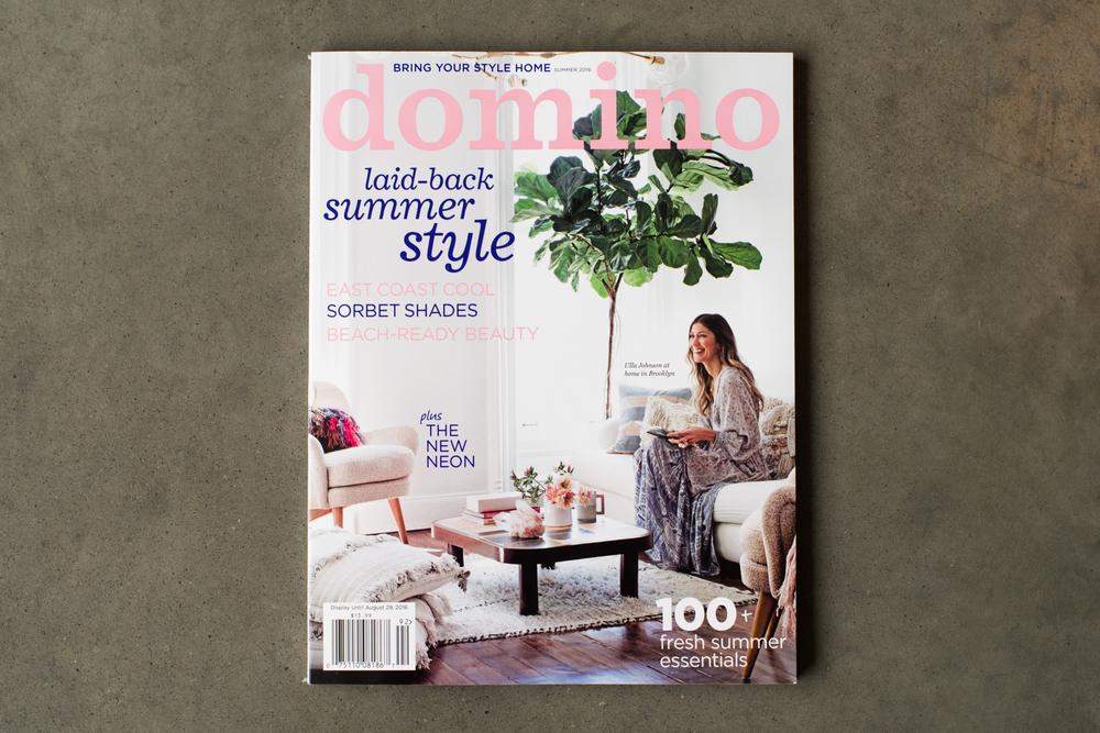 Domino Magazine Summer 2016