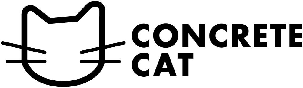 Concrete Cat Logo