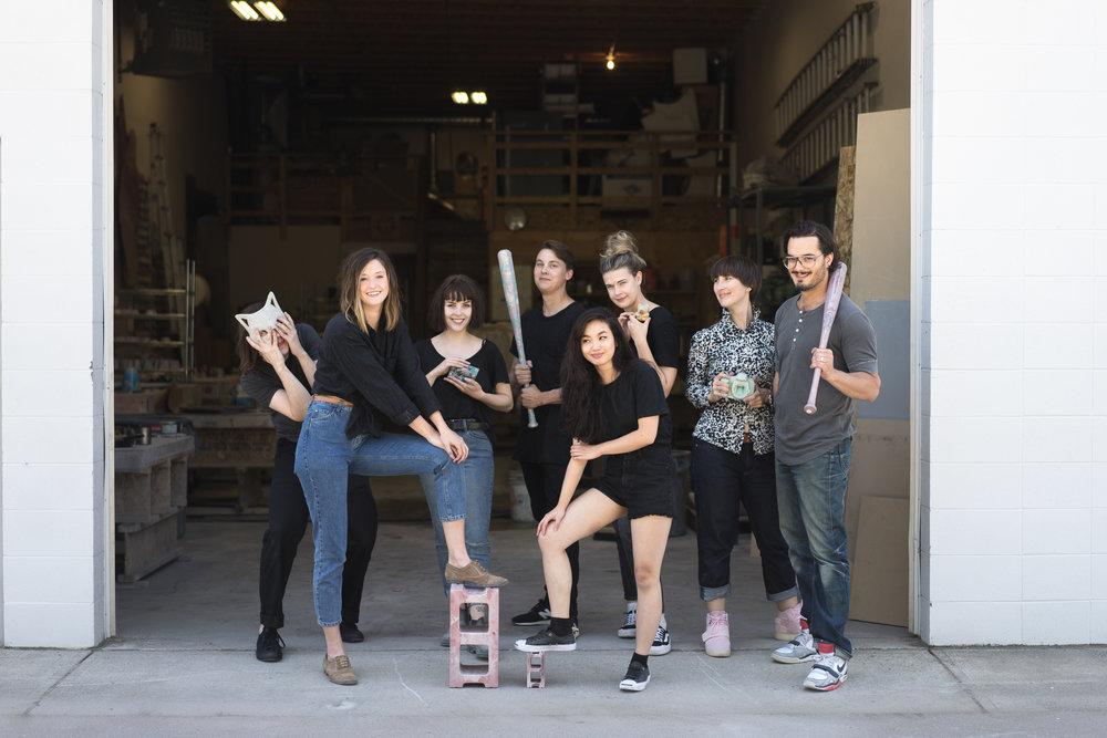 Concrete Cat Team 2017
