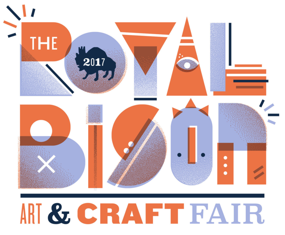 ROYAL BISON ART & CRAFT FAIR NOVEMBER 24-26, 2017 8426 Gateway Blvd (Old Strathcona Performing Arts Centre) Edmonton, AB Canada Hours: Friday 5-9, Saturday 10-5, Sunday 10-4