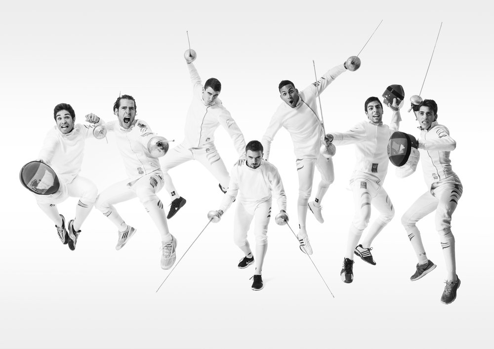 Spanish National Fencing Team
