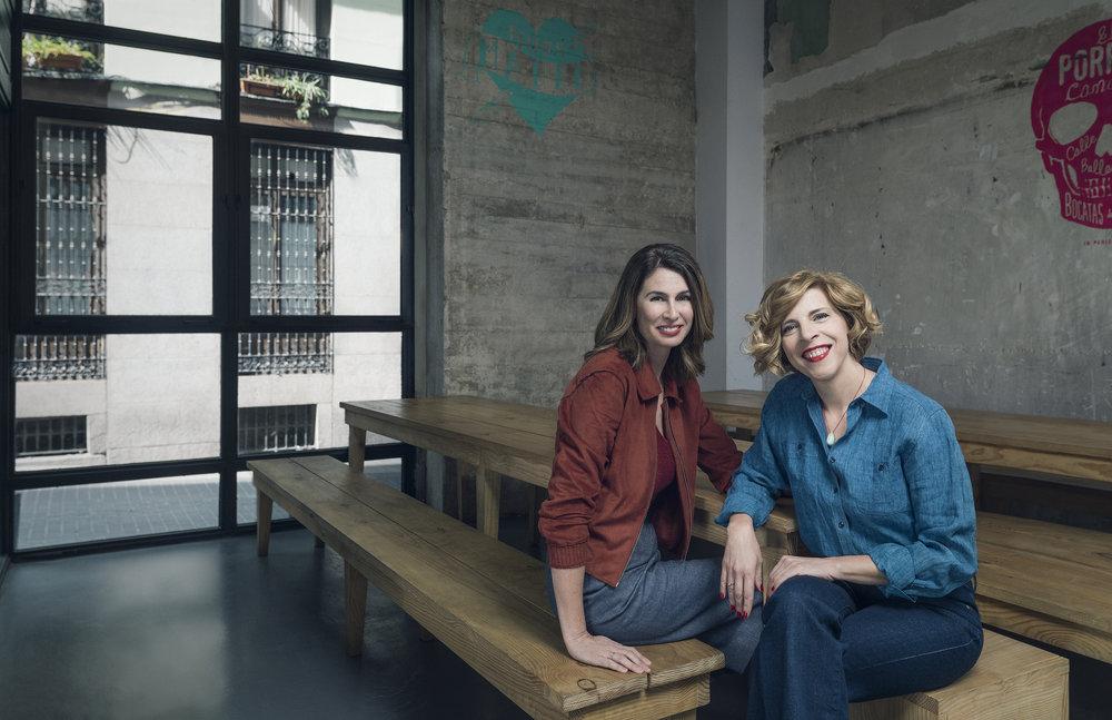 Ana G. Siñeriz & Soledad Gimenez