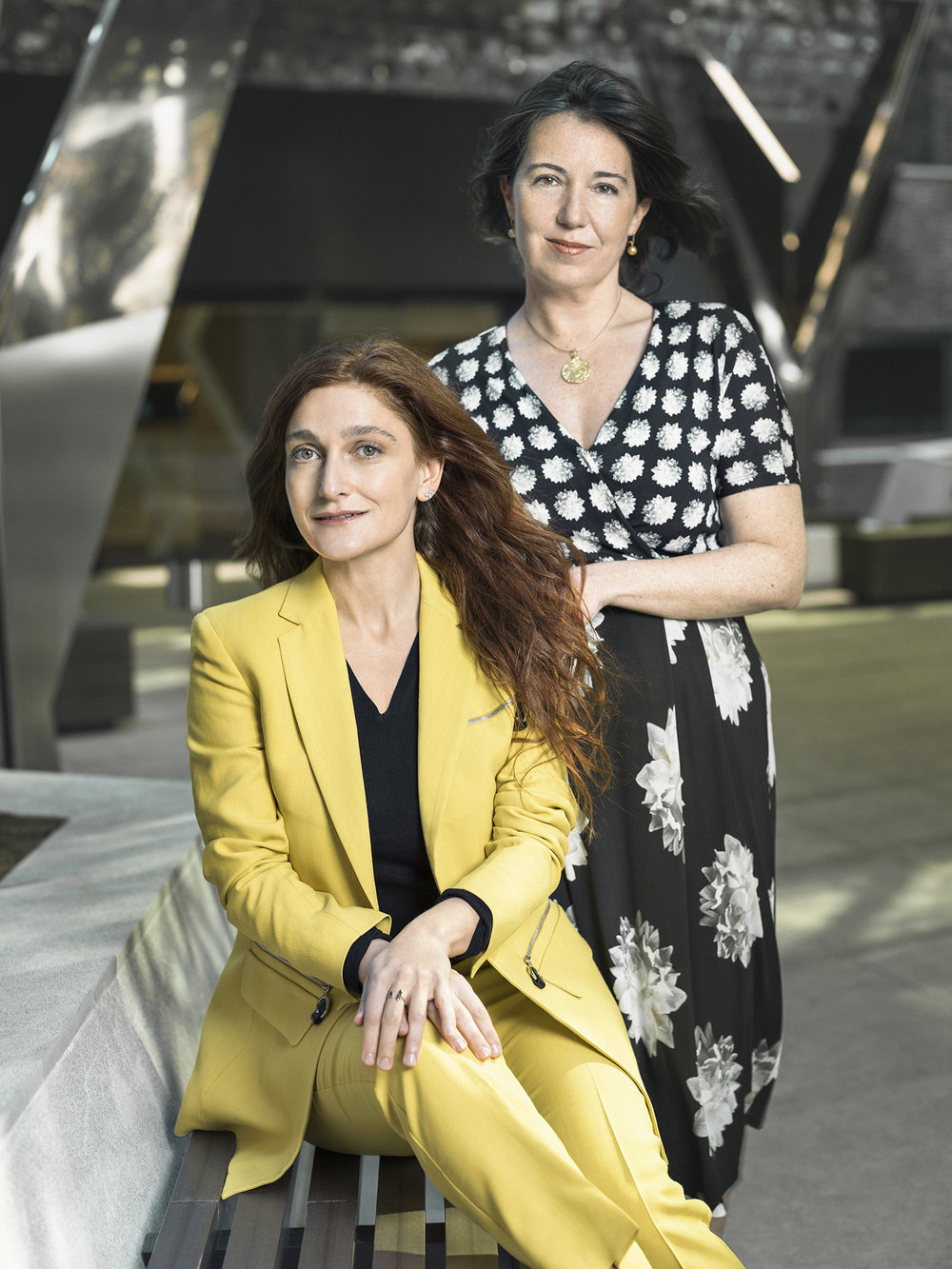 Adriana Davidova & Pino Bethencourt