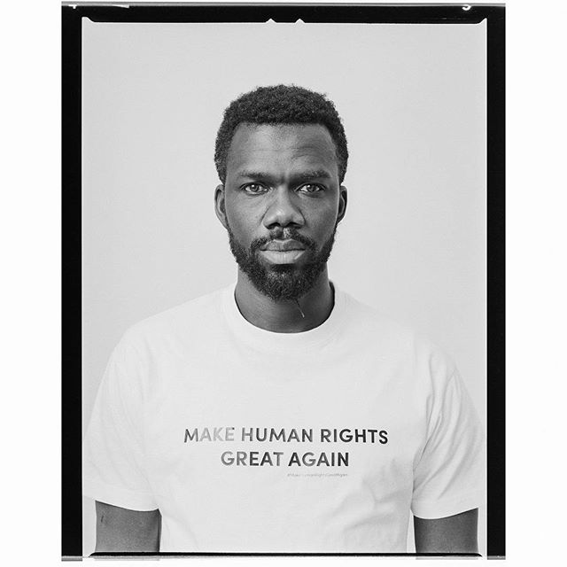 "#MakeHumanRightsGreatAgain . Follow @makehumanrightsgreatagain 4 more info. . ""Peace can only last where human rights are respected, where the people are fed, and where individuals and nations are free."" (14th Dalai Lama) . #refugeeswelcome #HHRR #DDHH #PeopleFirst #HumanRightsFirst  #humanrights #people #blackandwhite #bnw #monochrome #photooftheday #bw #instagood #analog #analogue #buyfilmnotmegapixels #thefilmcommunity #filmphotography #filmisnotdead #believeinfilm #ishootfilm #hasselblad #mediumformat #ilford #hp5 #120mm #portrait #portraiture #photoshoot"