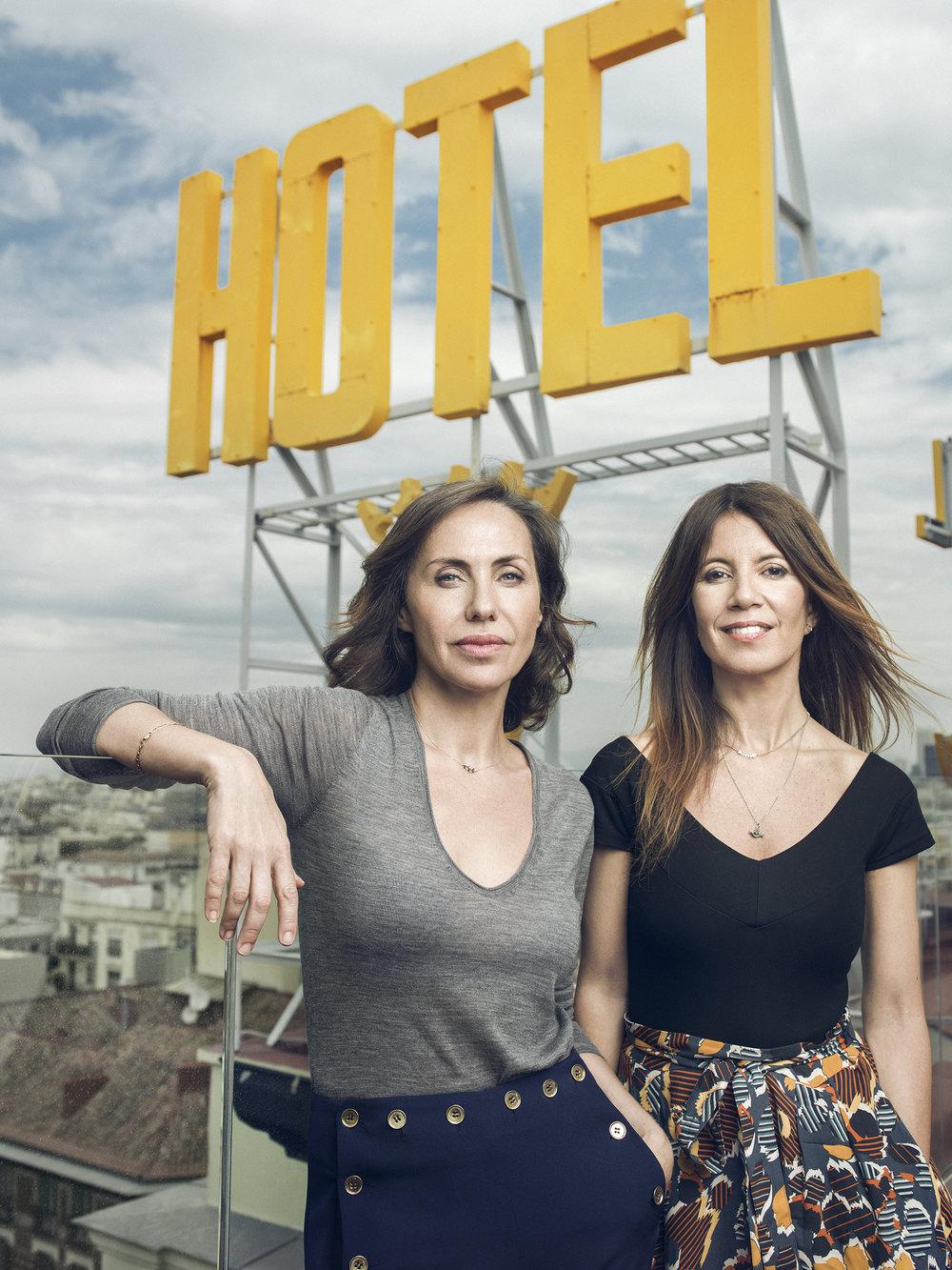 Cristina Otero & Sibila Freijo