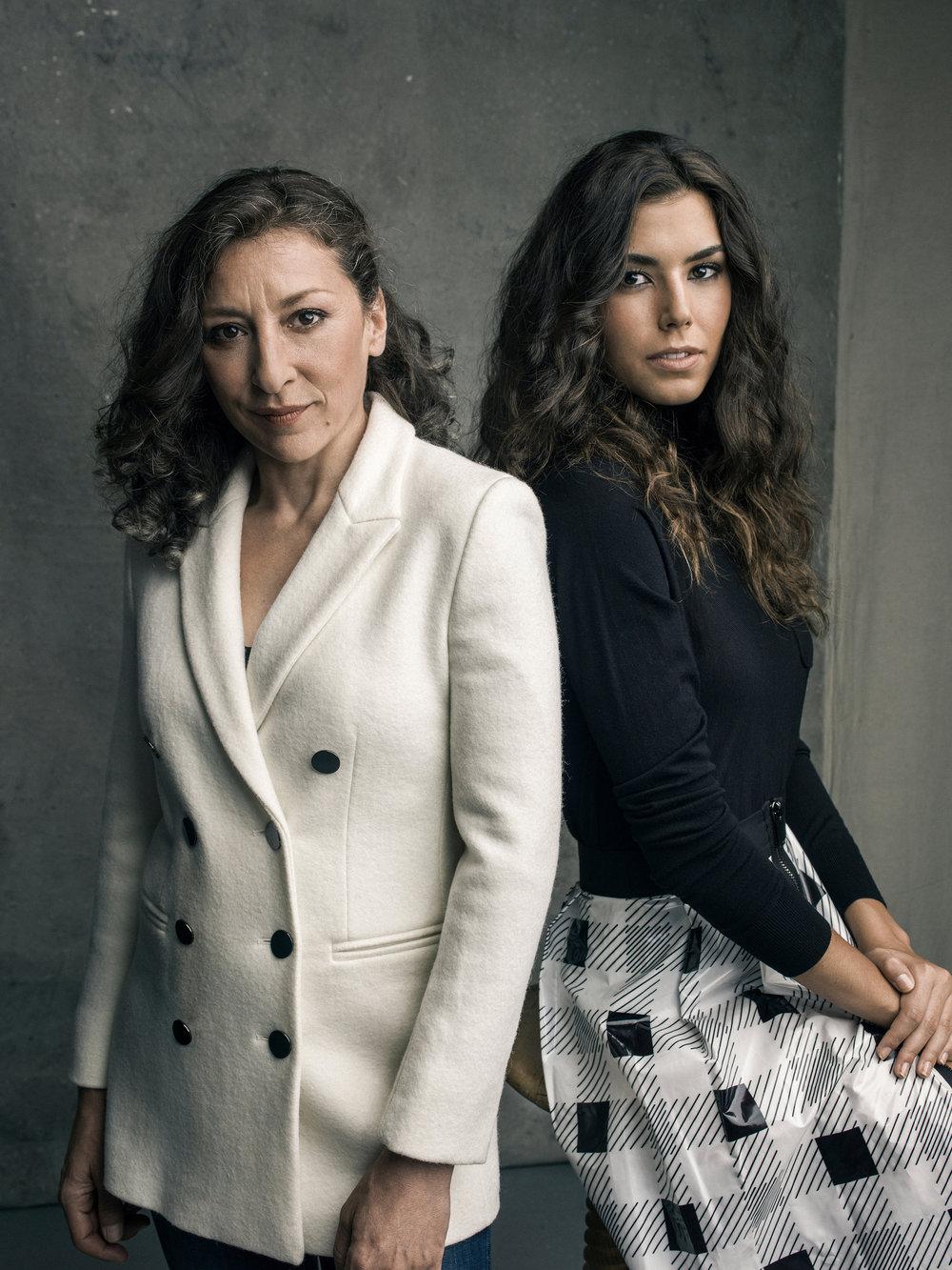 Mariola Fuentes & Sofía del Prado