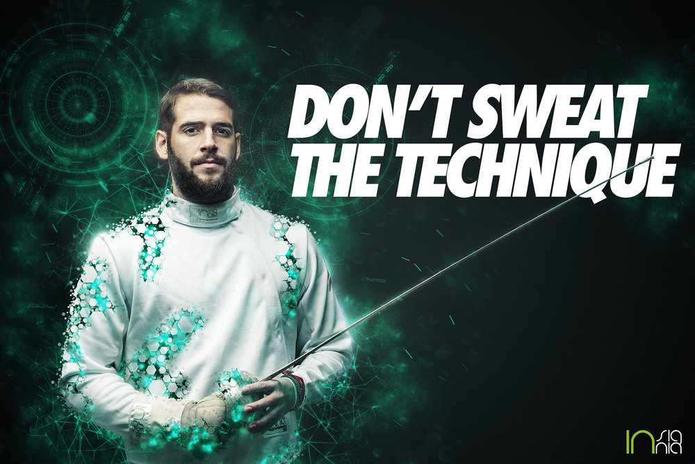 """Don't sweat the technique"""