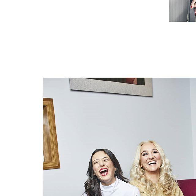 @nunezruth_  y @_marisanavarro para @yodona 📸📸📸 Producción @carlapinagarcia Asistente @javihsuarez Estilismo @angela_collantes  Make up @evaescolanomakeup  Art. Dir. @andregianzofficial  #profotoglobal #profoto #yodona #sigmaart #portraitphotography