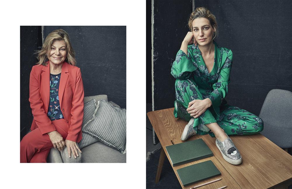 Cari Lapique & Eugenia Osborne