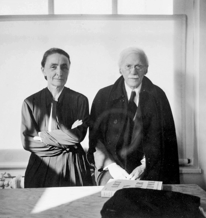 Georgia O'Keeffe and Alfred Stieglitz,  Yale Collection of American Literature, Beinecke Rare Book and Manuscript Library