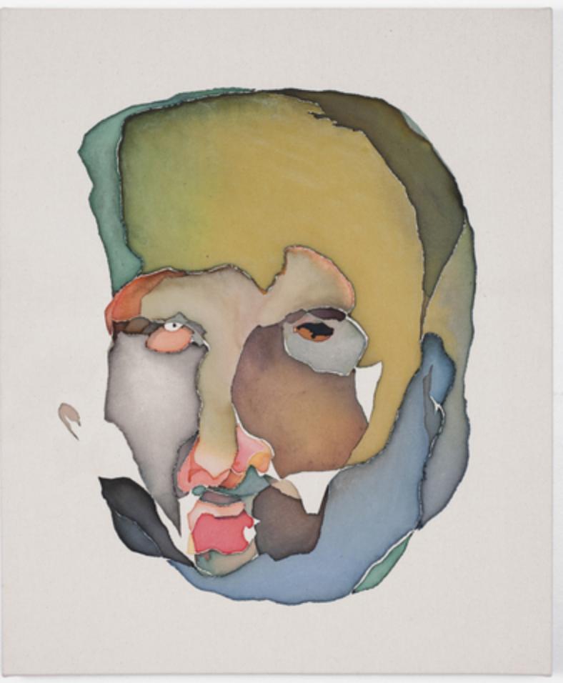 Blind Self Portrait 1, Gregg Louis GALLERY: Nohra Haime Gallery