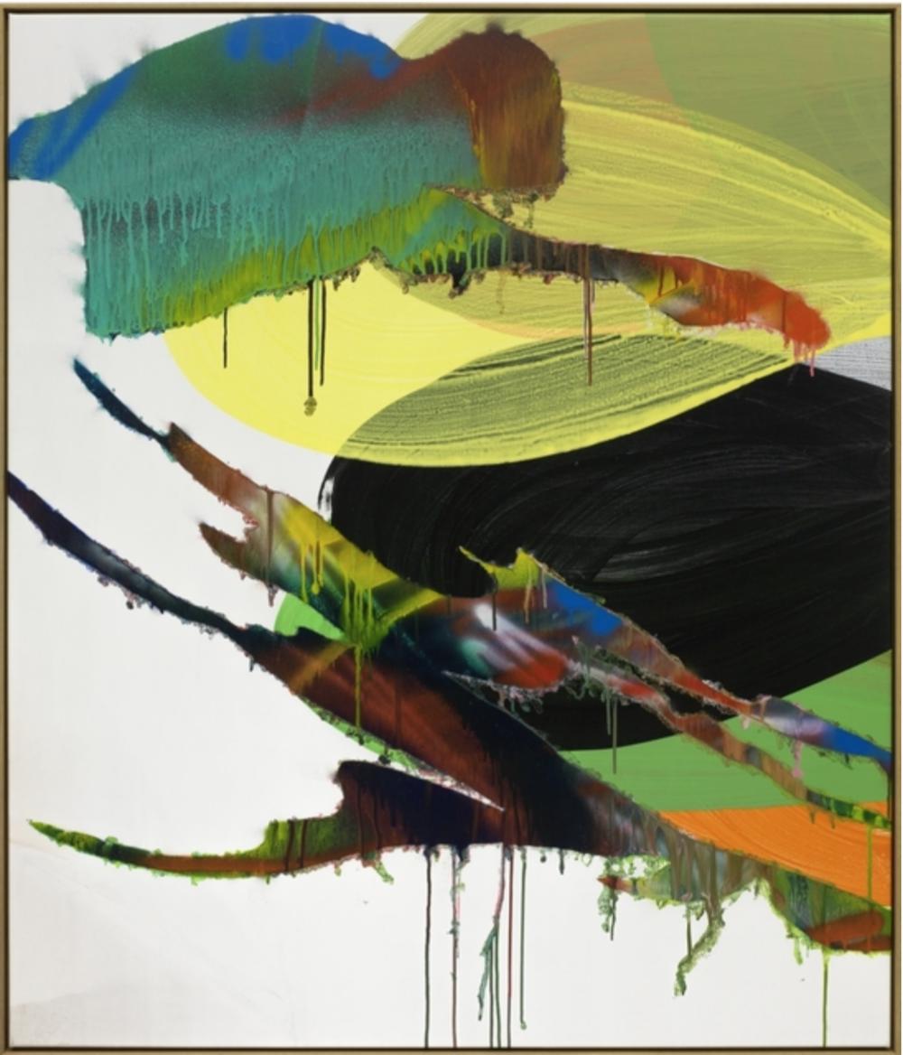 o.T., Katharina Grosse GALLERY: Konig Galerie