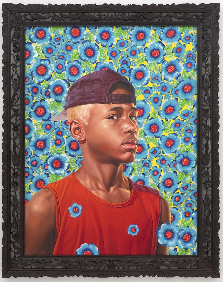 Kehinde Wiley: A New Republic - through September 10th @ The Oklahoma City Museum of Art // Oklahoma City