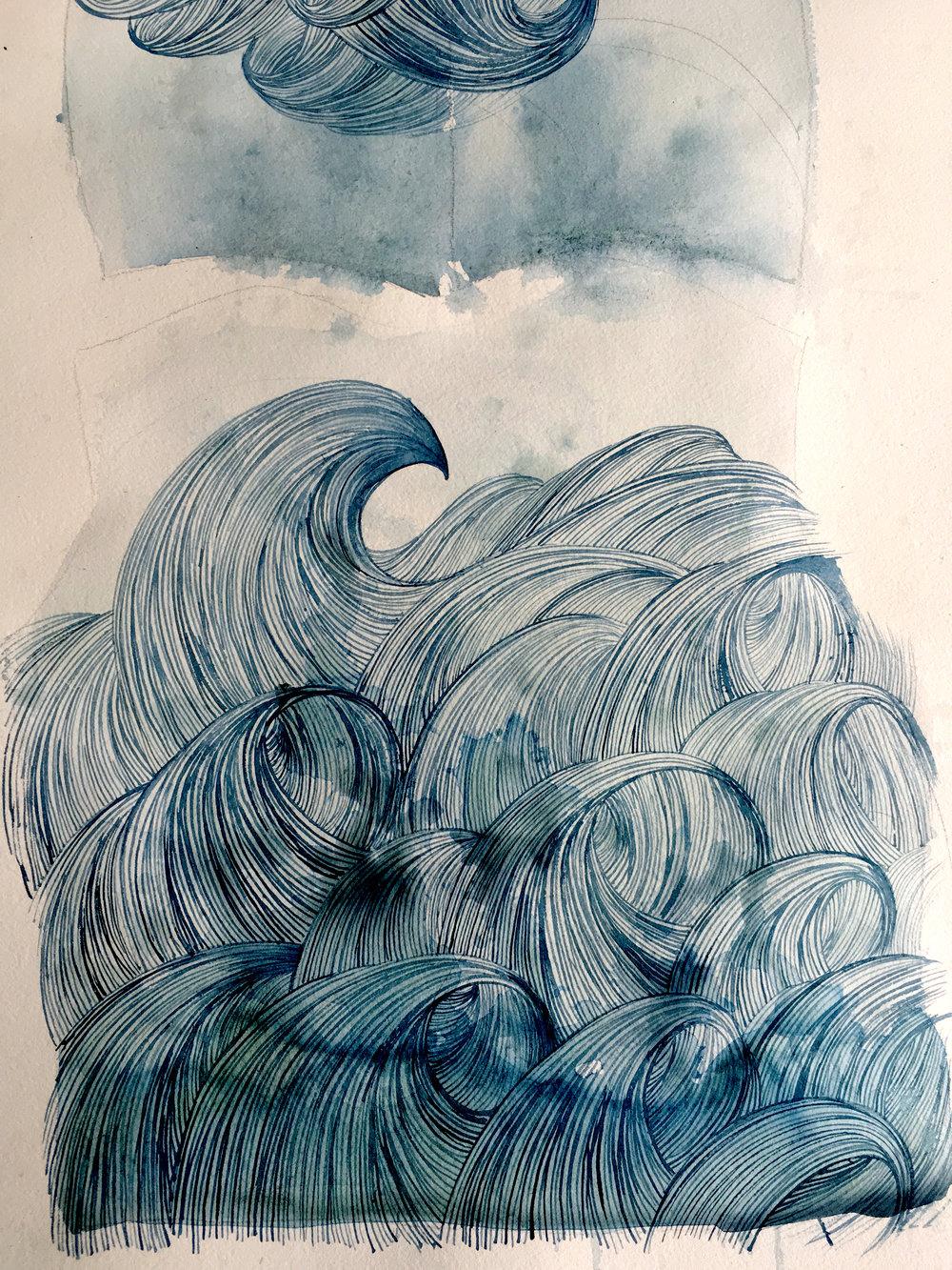 Blue Wave / 2018