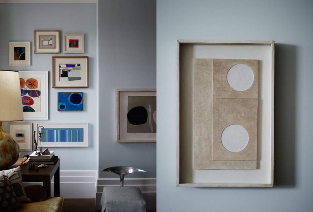 Interiors by Ellen Hanson Designs, photography by Martyn Thompson Studio