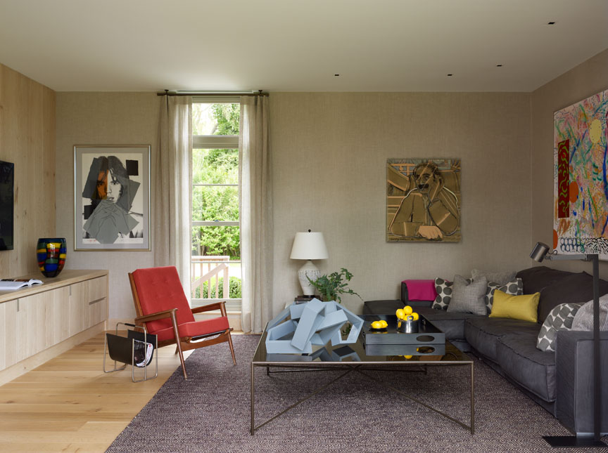 Interiors by Ellen Hanson Designs, photography by Josh McHugh