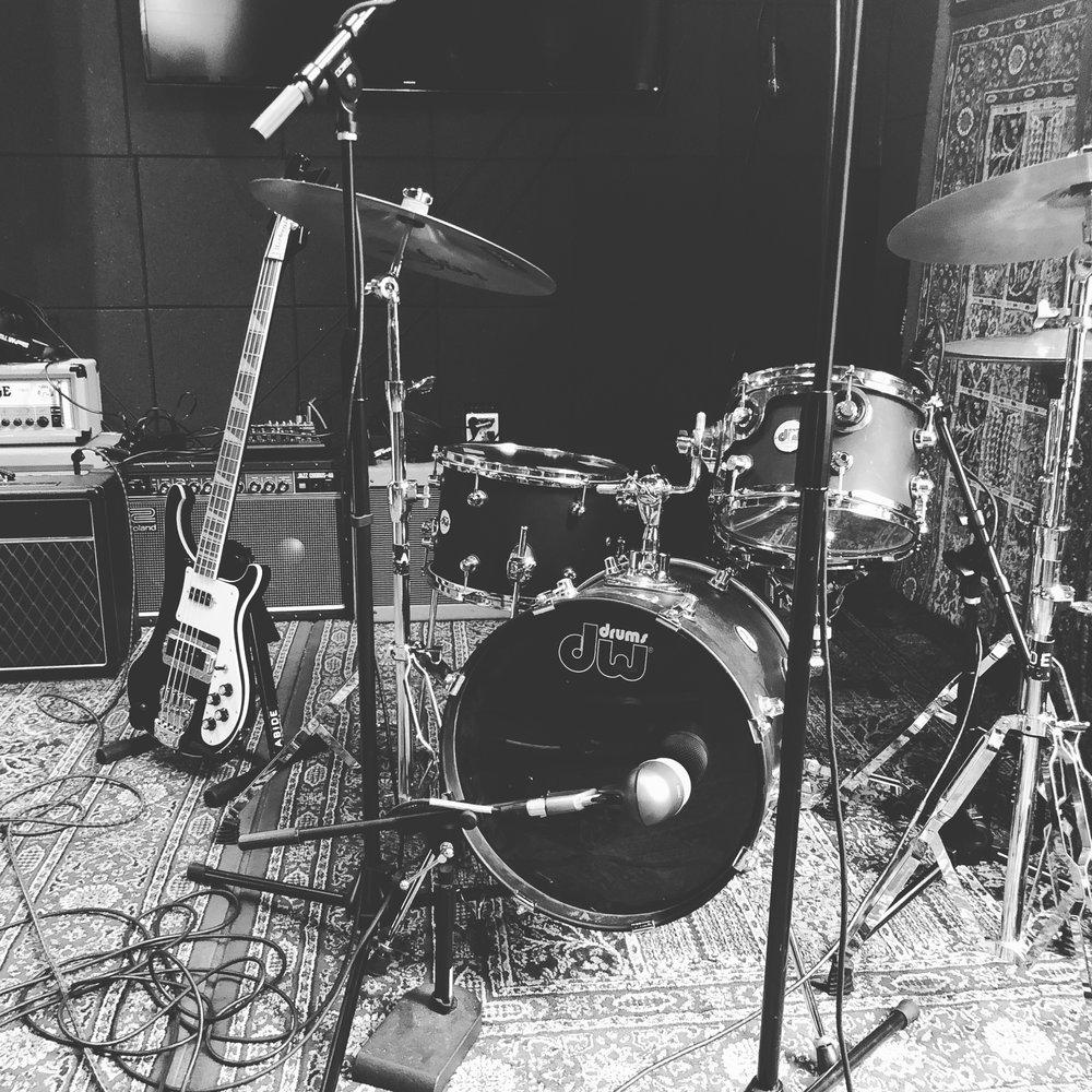 Fuck it dude… let's go recording!