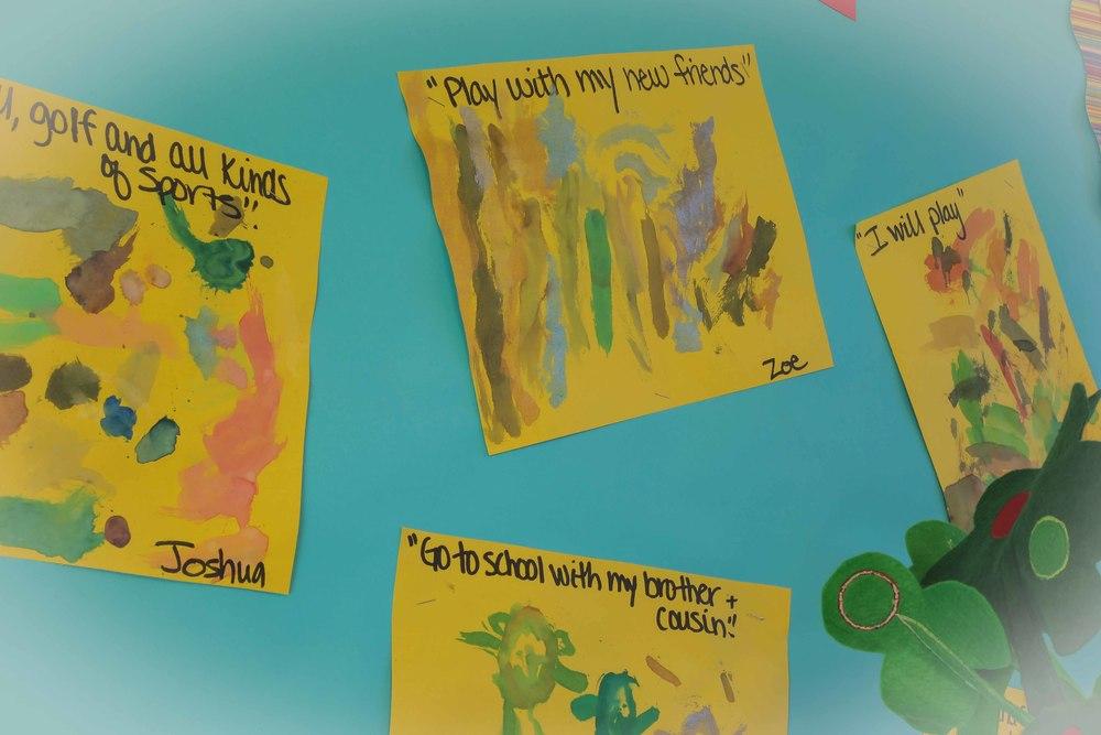 Tucson Preschool School Work