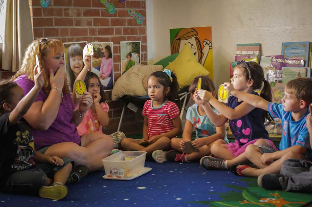 Tucson Preschool Learning