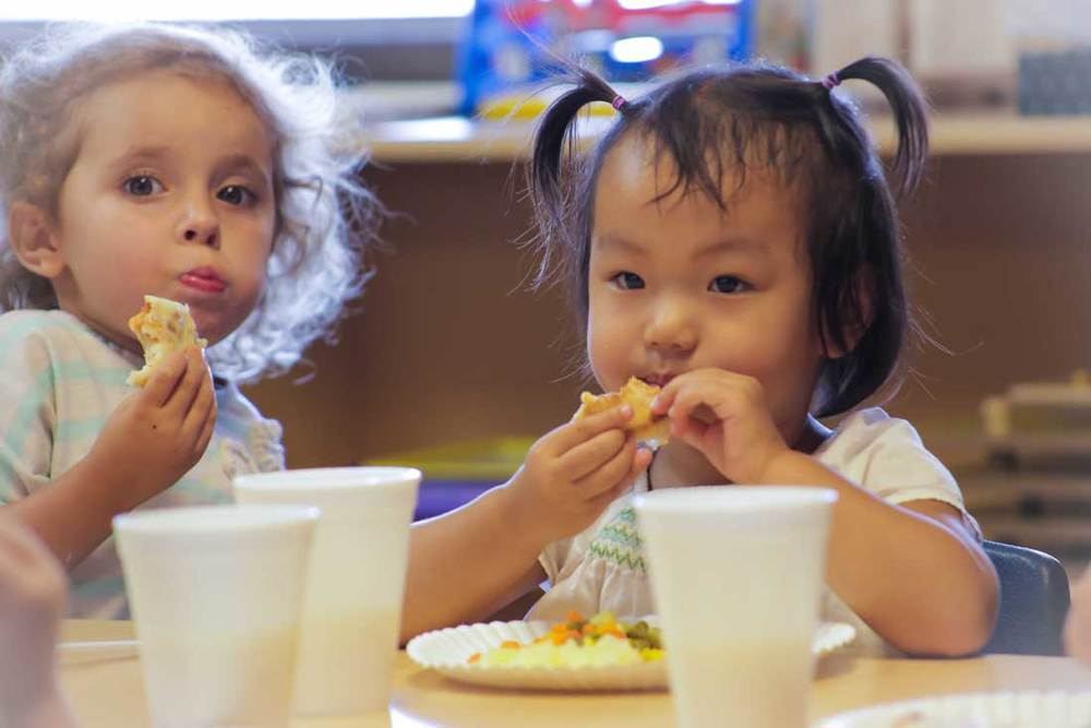Tucson Preschool Lunches