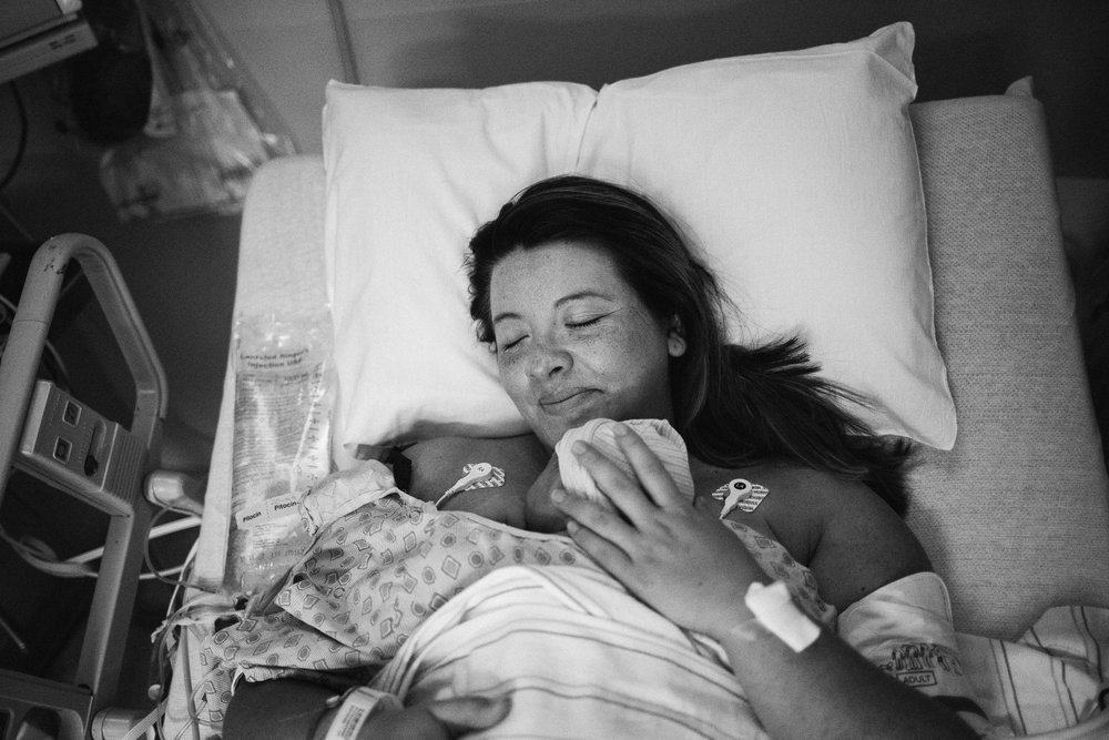 louisville birth photography