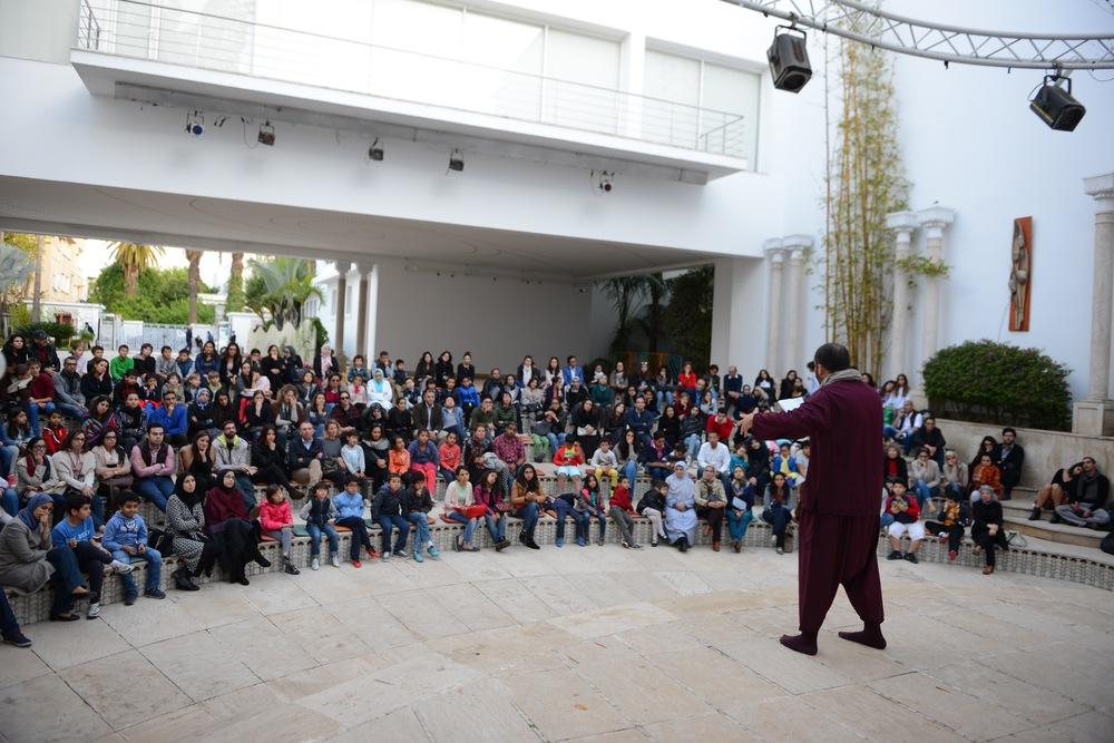 Villa des Arts, Rabat 2016