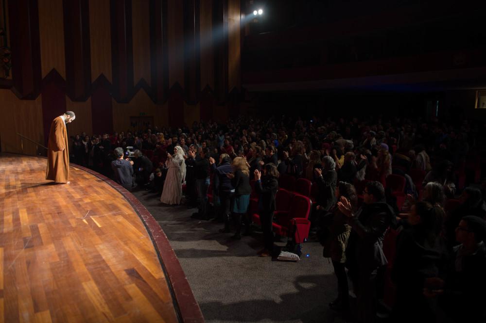 Mohammed V National Theater, Rabat 2016