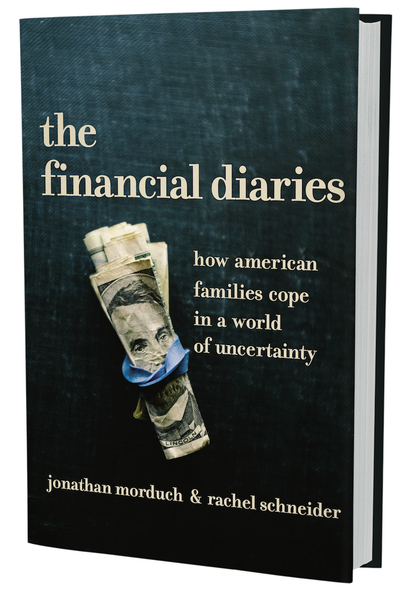 The Financial Diaries Book