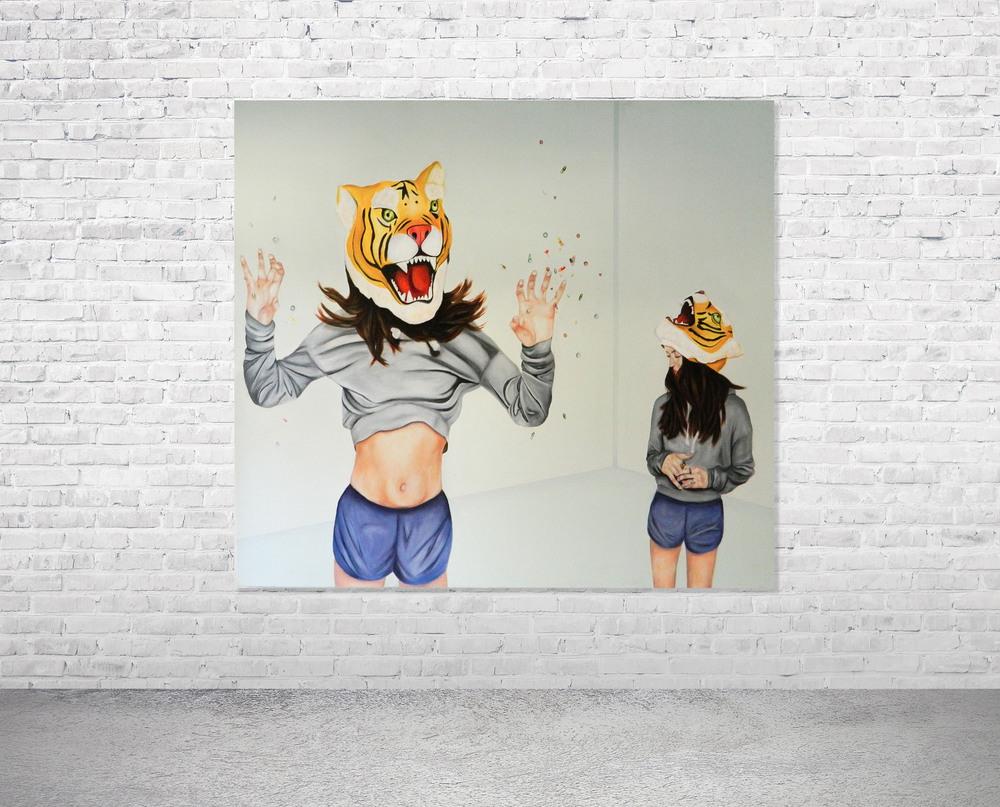 Tiger Mask & Pills