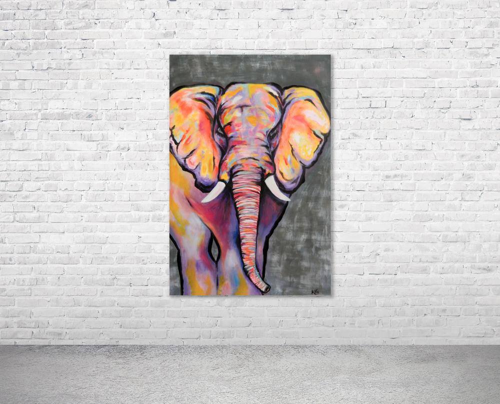Graphic Elephant