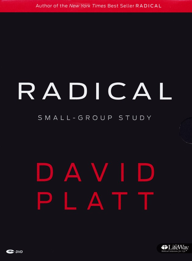 Radical Small Group Study by David Platt