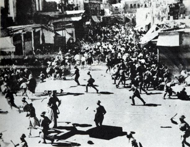 Arab Revolt, Palestine, 1936