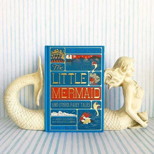 The Little Mermaid Minalima