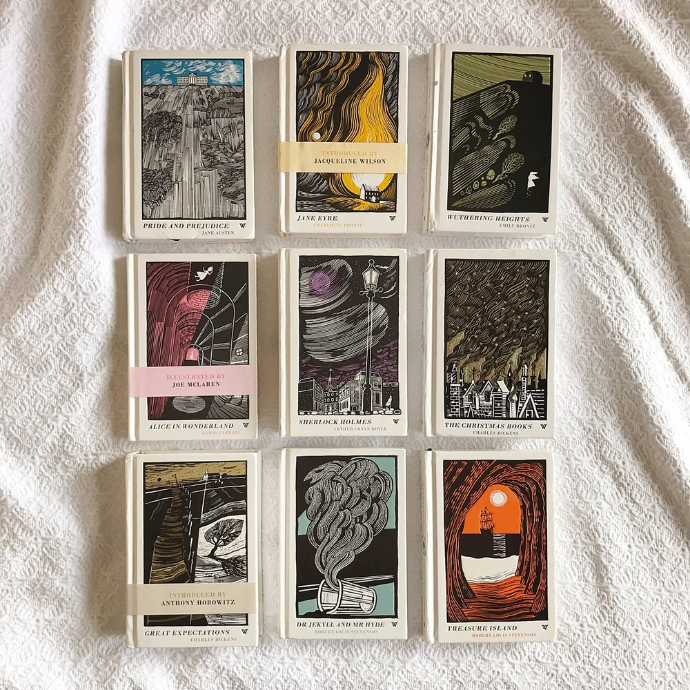 White's pocket classics.JPG