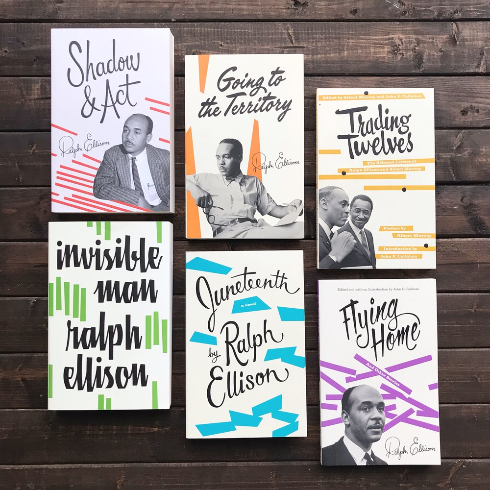 Vintage Books Ralph Ellison Series -