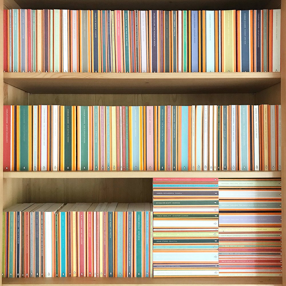 Penguin English Library -