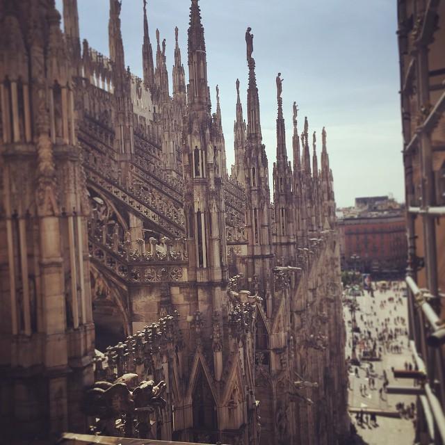Duomo di Milano,Italy    Photo Cred: Victoria Selover