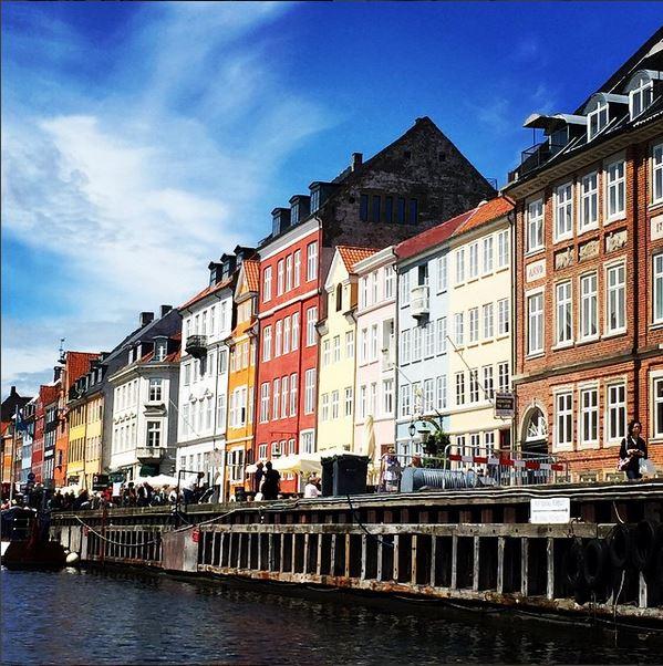 Nyhavn - New Harbour Copenhagen  Photo Cred: Victoria Selover