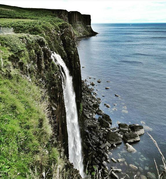 Kiltrock Falls  (@ susannemj Instagram)