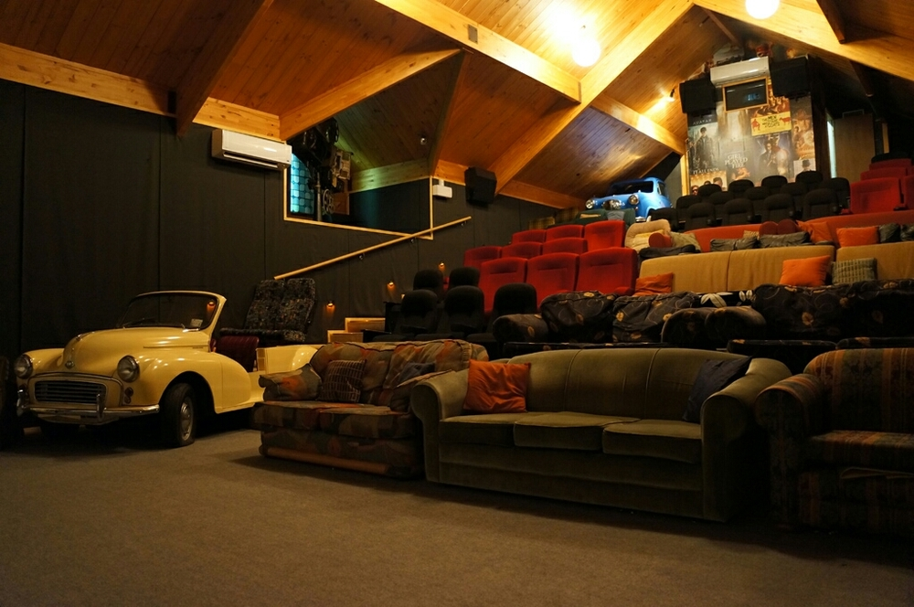 Paradiso Cinema, Wanaka, NZ  360queenstown-wanaka.com